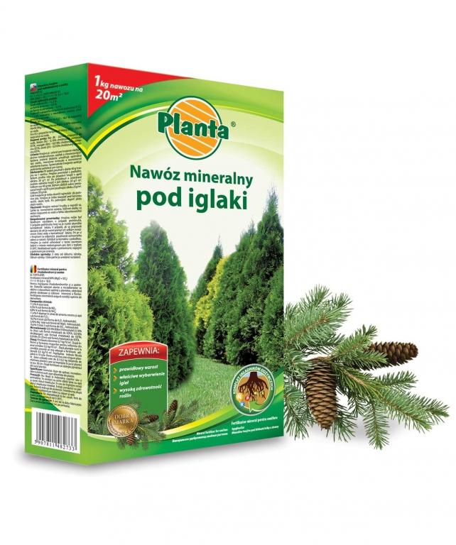 NAWÓZ MINERALNY PLANTA DO  IGLAKÓW - 3 kg