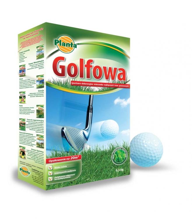 TRAWA GOLFOWA - 0,5 kg