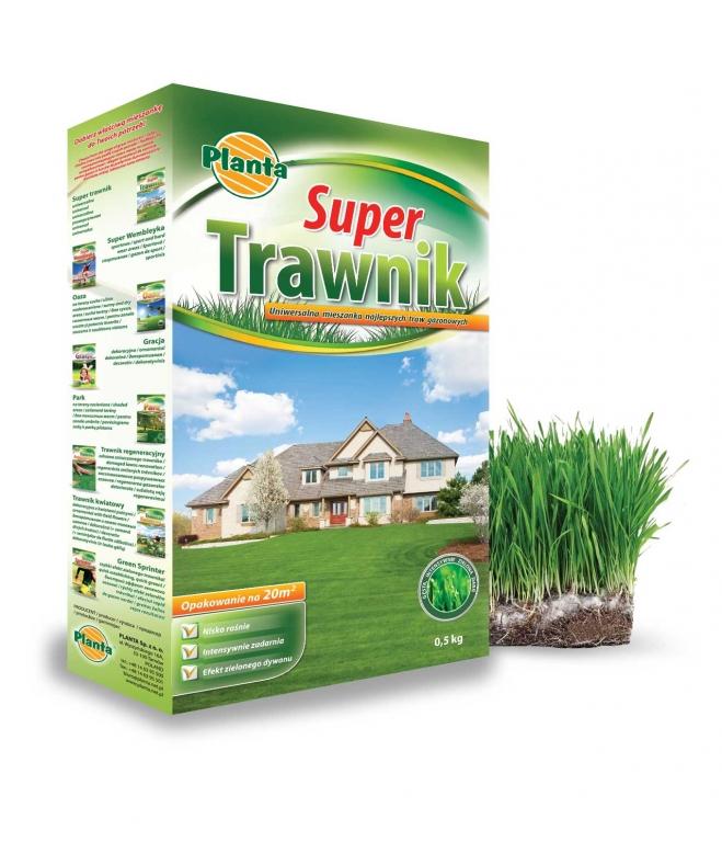 TRAWA SUPER TRAWNIK 2 kg